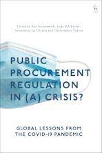 Public Procurement Regulation in (a) Crisis? cover