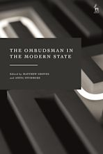 The Ombudsman in the Modern State cover
