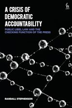 A Crisis of Democratic Accountability cover