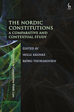 The Nordic Constitutions cover