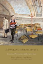 Unpacking Normativity cover