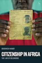 Citizenship in Africa cover