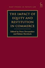 The Impact of Equity and Restitution in Commerce cover