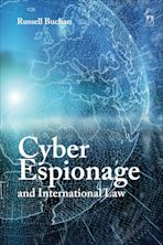 Cyber Espionage and International Law cover