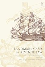 Landmark Cases in Revenue Law cover