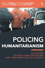 Policing Humanitarianism cover