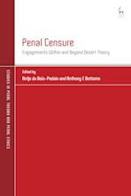 Penal Censure cover