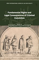 Fundamental Rights and Legal Consequences of Criminal Conviction cover