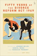Fifty Years of the Divorce Reform Act 1969 cover