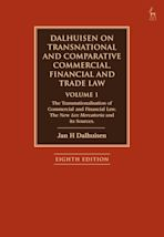 Dalhuisen on Transnational and Comparative Commercial, Financial and Trade Law Volume 1 cover