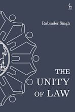 The Unity of Law cover