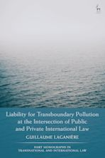 Liability for Transboundary Pollution at the Intersection of Public and Private International Law cover
