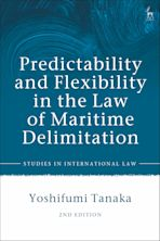 Predictability and Flexibility in the Law of Maritime Delimitation cover