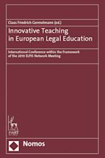 Innovative Teaching in European Legal Education cover