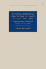 Rethinking Judicial Jurisdiction in Private International Law cover