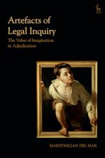Artefacts of Legal Inquiry cover