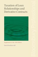 Taxation of Loan Relationships and Derivative Contracts - Supplement to the 10th edition cover