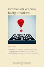 Taxation of Company Reorganisations cover