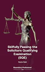 Skilfully Passing the Solicitors Qualifying Examination (SQE) cover