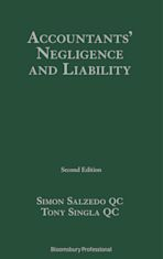 Accountants' Negligence and Liability cover