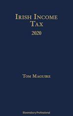 Irish Income Tax 2020 cover