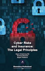 Cyber Risks and Insurance: The Legal Principles cover