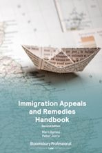 Immigration Appeals and Remedies Handbook cover