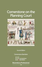 Cornerstone on the Planning Court cover