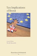 Tax Implications of Brexit cover