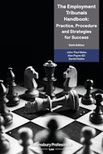 The Employment Tribunals Handbook: Practice, Procedure and Strategies for Success cover