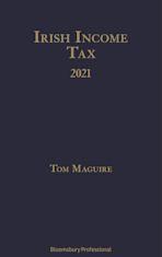 Irish Income Tax 2021 cover