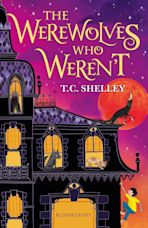 The Werewolves Who Weren't cover