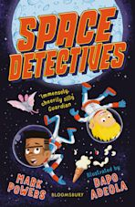 Space Detectives cover