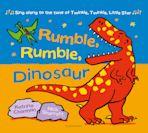 Rumble, Rumble, Dinosaur cover