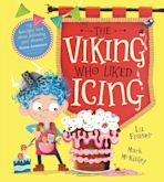 The Viking Who Liked Icing cover
