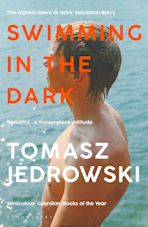 Swimming in the Dark cover