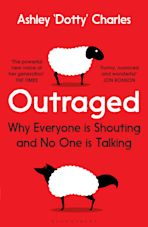 Outraged cover