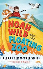 Noah Wild and the Floating Zoo cover
