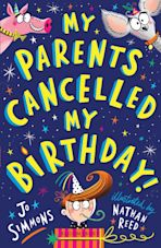 My Parents Cancelled My Birthday cover