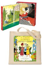 The Tales of Beedle the Bard Deluxe Slipcase Edition & Tote Bag cover