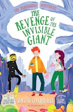 The Revenge of the Invisible Giant cover