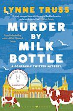 Murder by Milk Bottle cover