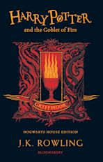 Harry Potter and the Goblet of Fire – Gryffindor Edition cover