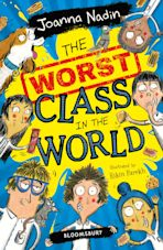 The Worst Class in the World cover