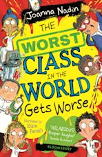 The Worst Class in the World Gets Worse cover