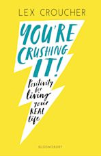 You're Crushing It cover