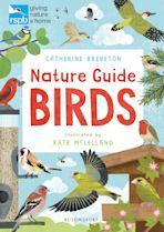 RSPB Nature Guide: Birds cover