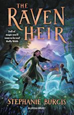 The Raven Heir cover