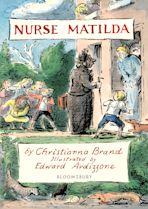 Nurse Matilda cover