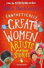 Fantastically Great Women Artists and Their Stories cover